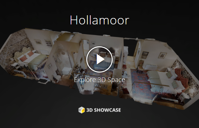 Hollamoor Farm 360 walk through